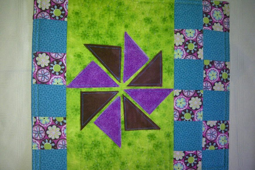 Quilting and Bag Making Classes with Judy Fennemore